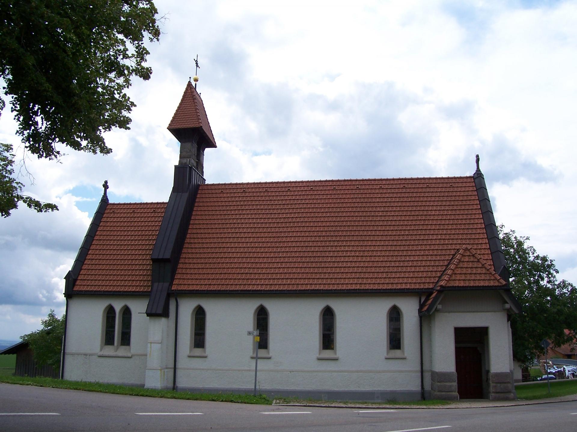Kapelle St. Fridolin v. Säckingen Rotzingen